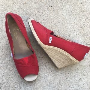 Toms | Thoms wedge